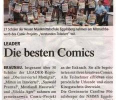 Die besten Comics