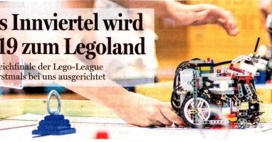 Das Innviertel wird 2019 zum Legoland