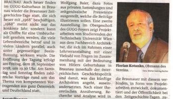 Braunauer Zeitgeschichte-Tage