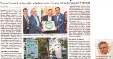 Jubiläum: Techno-Z Braunau bietet seit 25 Jahren Platz für kreative Köpfe