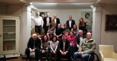 LEADER-Weihnachtsfeier in Mauerkirchen