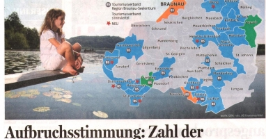 Aufbruchstimmung: Zahl der Tourismusgemeinden rasant gestiegen