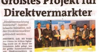 Größtes Projekt für Direktvermarkter