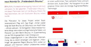 Braunau History Go App
