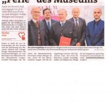 """""""Perle"""" des Museums"""