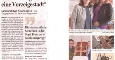 Braunau ist in Sachen Integration eine Vorzeigestadt