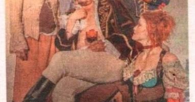 Theatersommer: Zeitreise ins 18. Jahrhundert