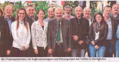Mattigtal: Elf Gemeinden entwickeln zusammen Mikro-Verkehrssystem