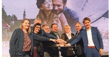Tourismusverband präsentiert neue Marke: s'Entdeckerviertel verbindet