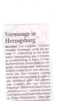 Vernissage in der Herzogsburg