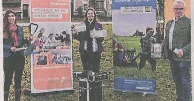 Bodenkoffer für den Campus Burghausen