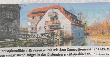Haus für Generationen