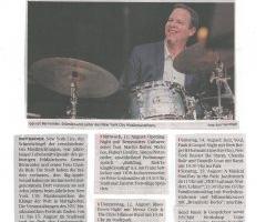 """Gernot Bernroider: """"Das Regionale mit dem Mekka des Jazz verknüpfen"""""""