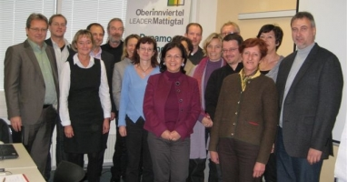 Start-Up zum Bildungsdialog Oberinnviertel Mattigtal