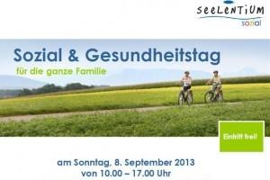 Sozial- & Gesundheitstag 8. September 2013 in Riedersbach