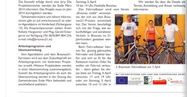 Braunauer Stadtnachrichten