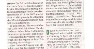 Braunauer Warte vom 27. März 2014