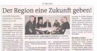 BezirksRundschau Braunau vom 27. März 2014