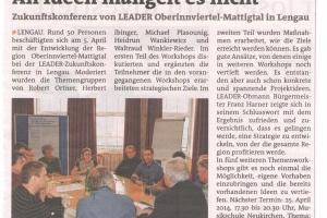 BezirksRundschau Braunau am 24. April 2014