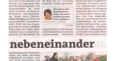 Bezirksrundschau vom 31. Oktober 2014
