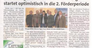 Bezirkszeitung vom 18. November 2014