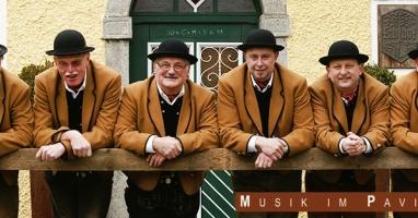 MUSIK im PAVILLION - Gstanzl-Singen mit den Aspacher Tridoppler