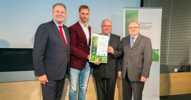Feierlicher LEADER Auftakt im Ministerium für ein lebenswertes Österreich