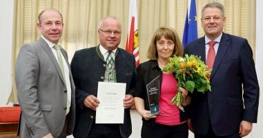 LEADER Preis 2015 - der ländliche Raum im Rampenlicht!