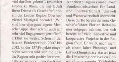 TIPS Braunau vom 2. Juli 2015