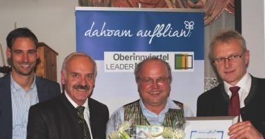 Neuer LEADER-Obmann