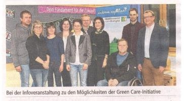 Soziale Innovationen - Green Care