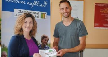 Huber Sandra aus Maria Schmolln gewinnt den Gutschein vom Dorfgasthaus Lengauer!