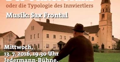 """Benefizleseung: Klaus Ranzenberger liest aus """"Der Onkel Franz"""" auf der Jedermann-Bühne in Braunau"""