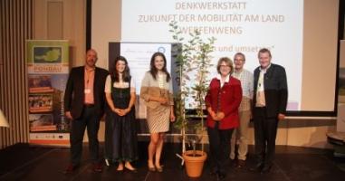 ZUKUNFTSORTE: Die Zukunft der Mobilität im ländlichen Raum.