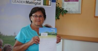 Diesmal geht der Preis an Anna Bachleitner aus Mattighofen