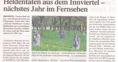 "Filmprojekt ""Zeitreise HeldInnen"""