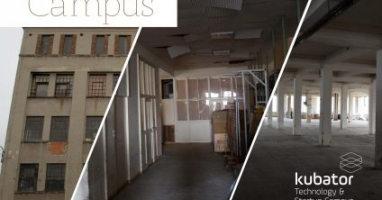 """kubator-Start-up-Campus Mattighofen"""