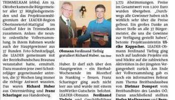 """""""Schnitzeljagd-König"""" gekürt"""