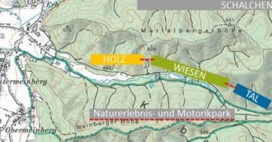 Naturerlebnis- und Motorikpark im Holzwiesental