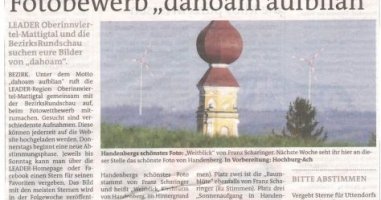 Handenbergs schönstes Foto