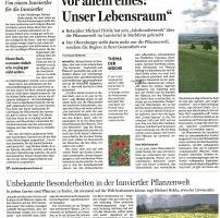 """Buchpräsentation """"Das Innviertel - Landschaft & Pflanzen"""""""