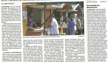 """Jubiläumsjahr """"Gesunde Gemeinde Mauerkirchen"""""""