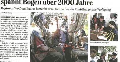 """Die """"Heldenzeitreise"""" spannt einen Bogen über 2000 Jahre"""