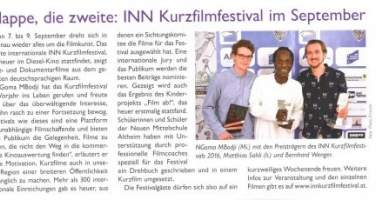 INN Kurzfilmfestival 2017