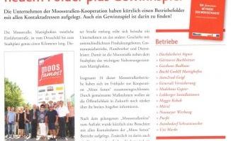 Die famosen Betriebe der Moosstraße