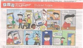 "Jugendprojekt ""Verstanden-Toleriert"""