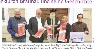 Hans Steininger und seine Geschichte