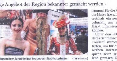 Werbetour der Innviertler Touristiker
