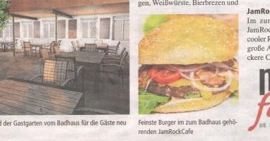 Moos famos! Das Gasthaus Badhaus Mattighofen bietet frische, regionale und saisonale Küche an