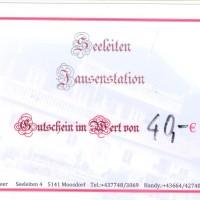 Moosdorf Jausenstation Peer Seeleiten